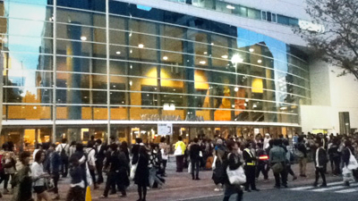 YUKI ライブ 横浜アリーナ 2011