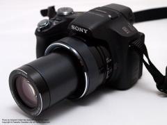 SONYサイバーショットDSC-HX100V望遠