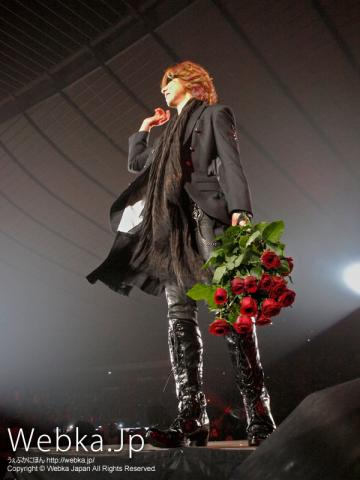 YOSHIKI (X JAPAN)【Girls Award 2011 A/W】