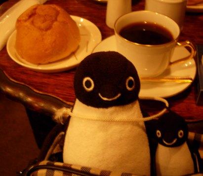素敵な喫茶店