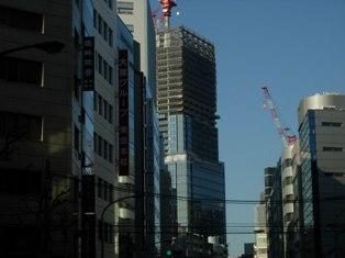 2012.1.29外堀通り8【神田淡路町】