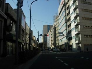 2012.1.29外堀通り10【外神田2丁目】