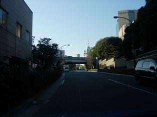 2012.1.29外堀通り11【聖橋下】