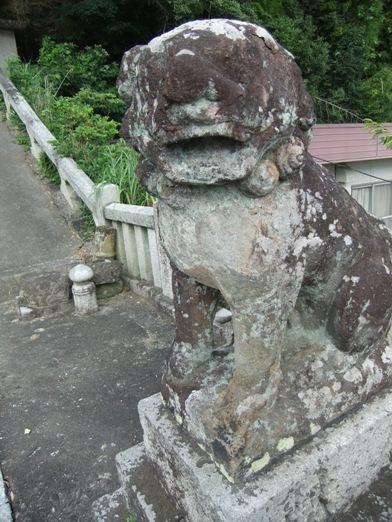 玖珂島神社1