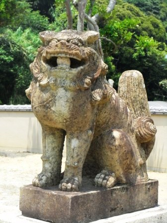 綿津見神社新宮