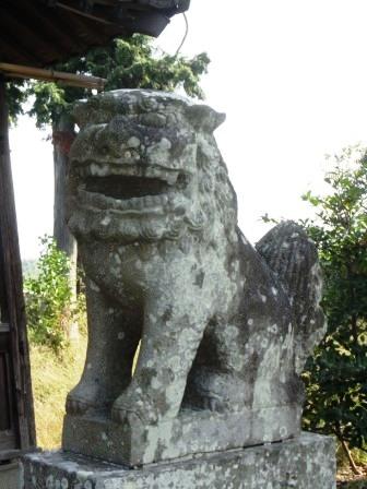 平木神社走潟町1