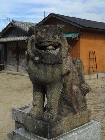 二宮神社今宿1