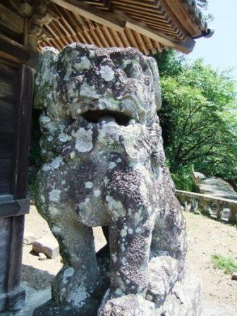 室園神社上横山1