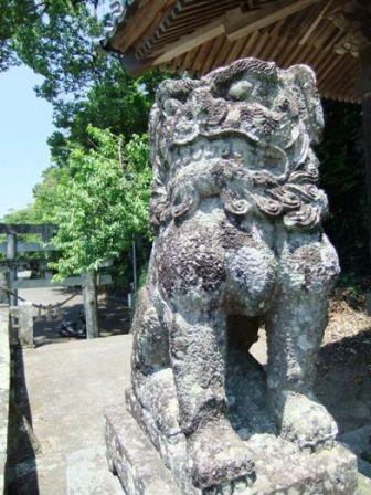 室園神社上横山3