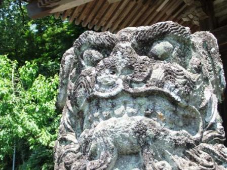 室園神社上横山4