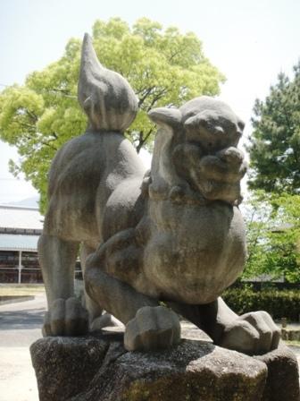 岩崎神社志免3