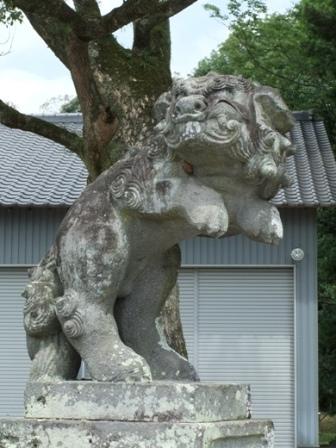 生立八幡宮3