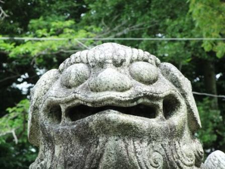 皇祖神社鯰田2