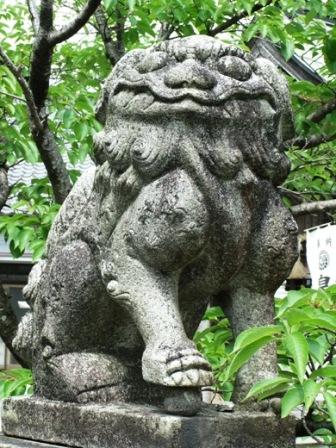 皇祖神社鯰田3
