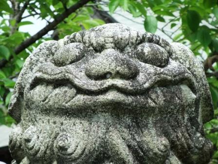 皇祖神社鯰田4