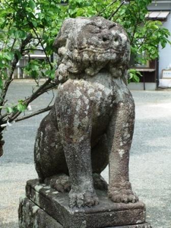 皇祖神社鯰田5