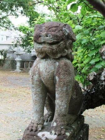 皇祖神社鯰田7