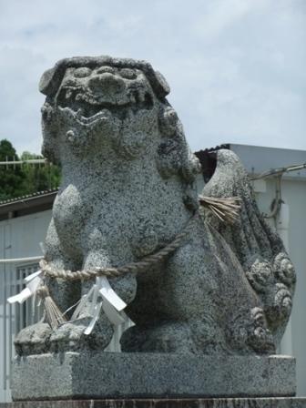 王埜八幡神社宝山1