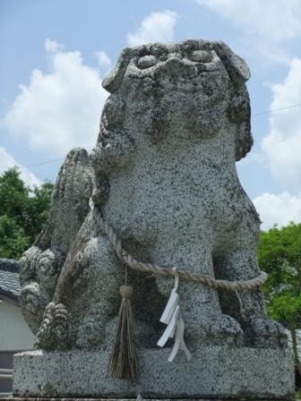 王埜八幡神社宝山3