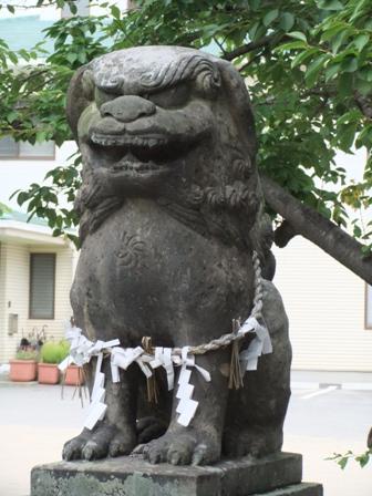 王子神社大分1
