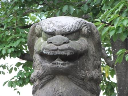 王子神社大分3