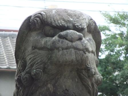 王子神社大分4