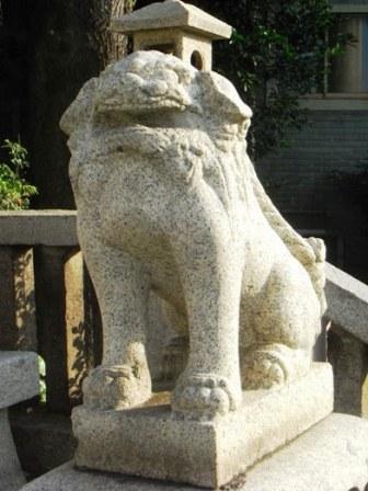 亀山八幡宮中之町1