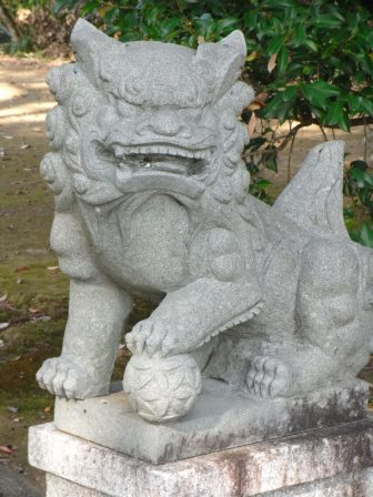 狭田神社1