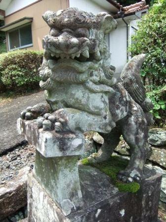 屋房神社加倉1