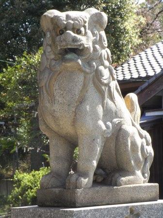 嚴島神社古前1