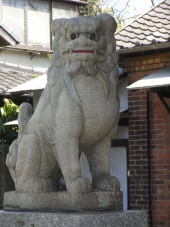 嚴島神社古前2