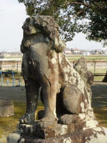 八幡宮清松1