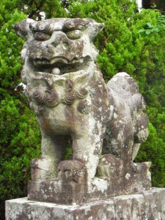 龍神社熊本市1