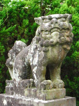 龍神社熊本市3
