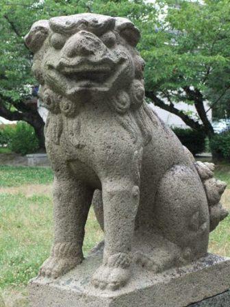 柿林神社1