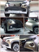gc-phev concept 次期パジェロ