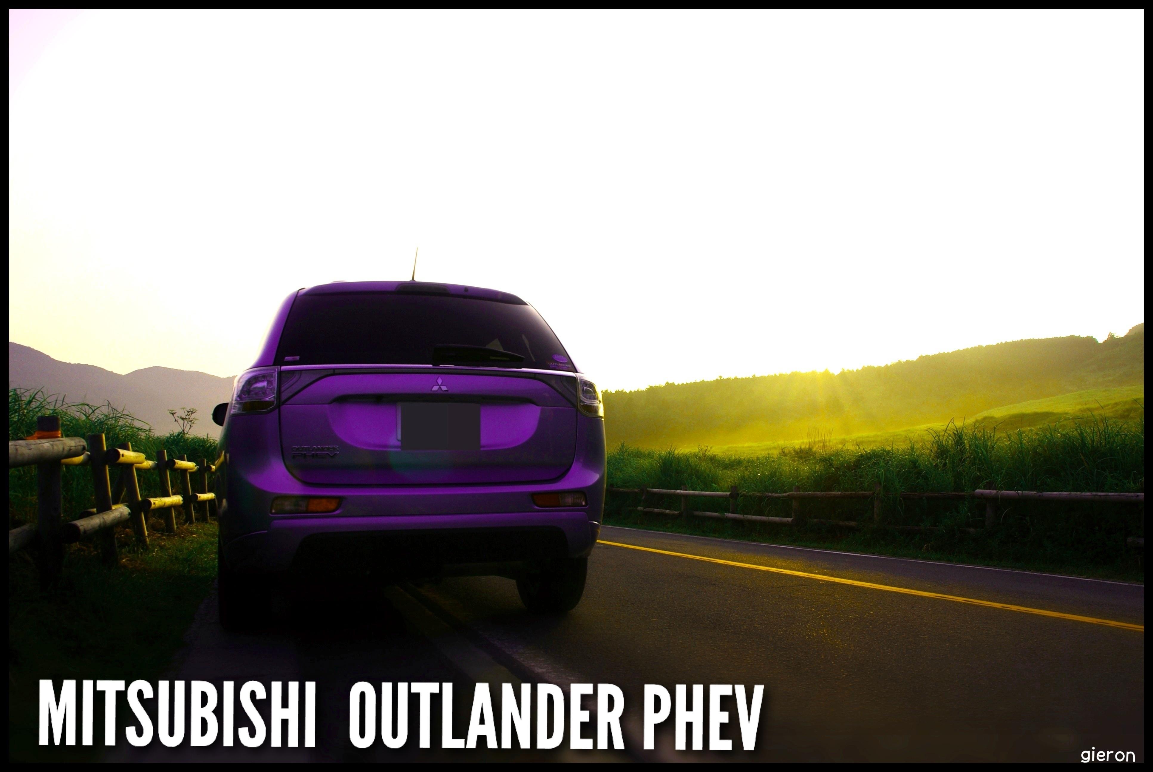 Outlander phev