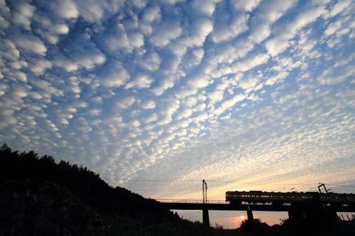 2010_10_16青川鱗雲