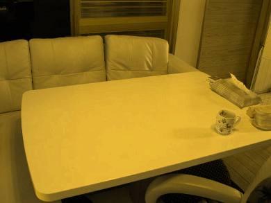 1月27日テーブル