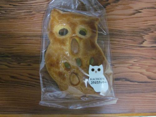 フクロウクッキー