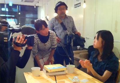 NHKボードゲーム取材