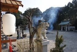 石作神社3り