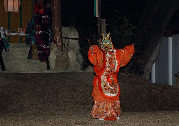 お旅所祭 舞楽7