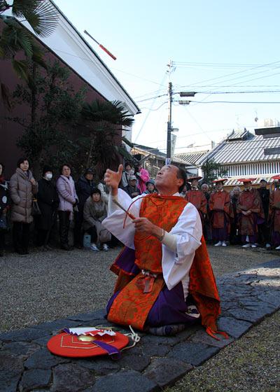 田楽座初宮詣4