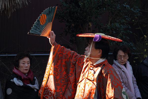 田楽座初宮詣5