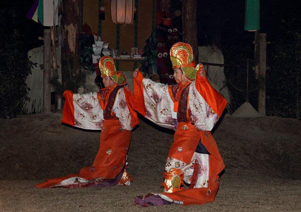 お旅所祭 舞楽4
