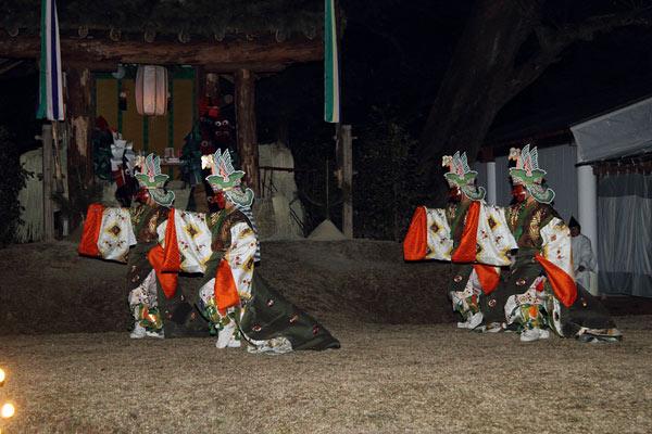 お旅所祭 舞楽5