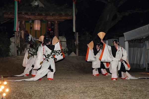 お旅所祭 舞楽6