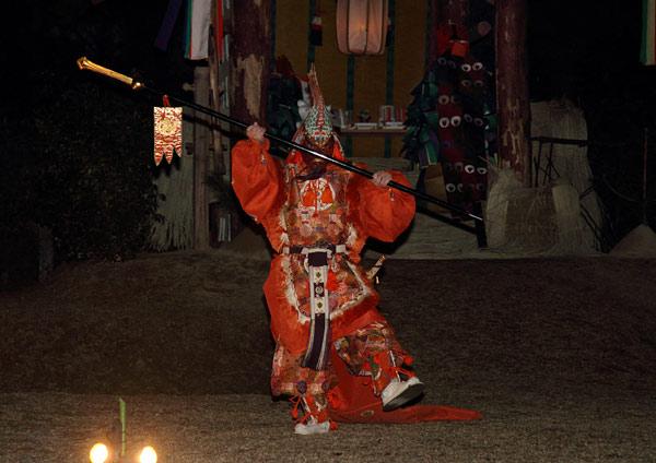 お旅所祭 舞楽9