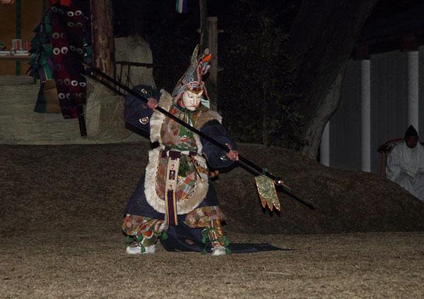お旅所祭 舞楽10